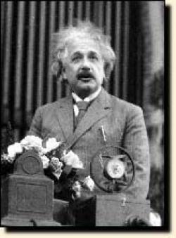 """Chuyện Thời Sự  Về Bức Thư """"Chê Chúa"""" Của Einstein"""